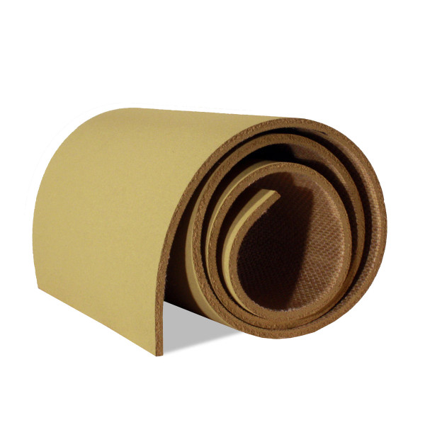 Picture of Forbo Fresh Pineapple 2212 colored cork roll slit to 12 inch width