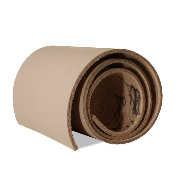 Picture of Forbo Blanched Almond 2286 colored cork roll slit to 12 inch width