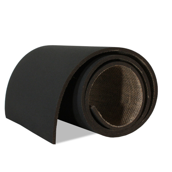 Picture of Forbo Black Olive 2209 colored cork roll slit to 12 inch width