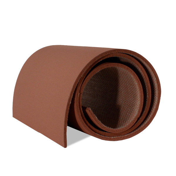 Picture of Forbo Cinnamon Bark 2207 colored cork roll slit to 12 inch width
