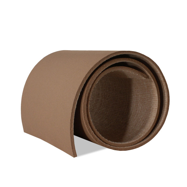 Picture of Forbo Nutmeg Spice 2166 colored cork roll slit to 12 inch width