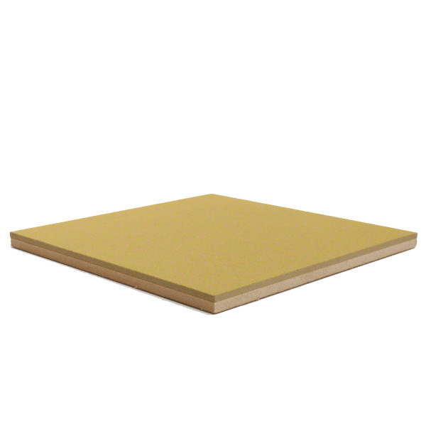 Forbo Fresh Pineapple 2212 Bulletin Board cork on fiberboard backer
