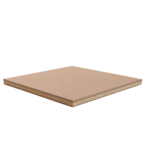 Forbo Blanched Almond 2186 Bulletin Board cork on fiberboard backer