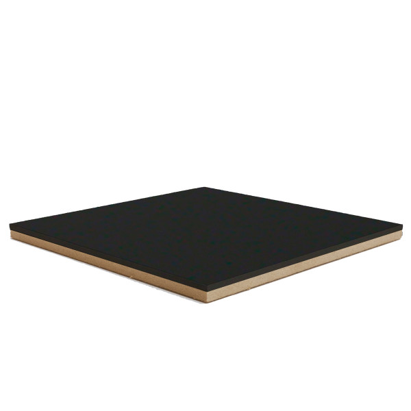 Forbo Black Olive 2209 Bulletin Board cork on fiberboard backer