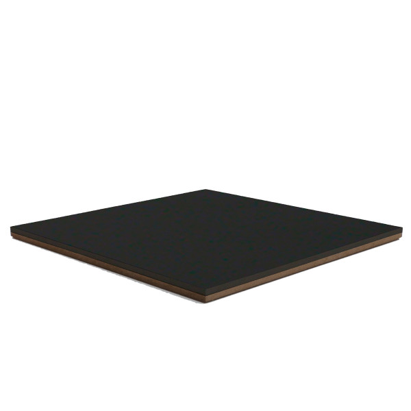 Forbo Black Olive 2209 Bulletin Board cork on hardboard backer