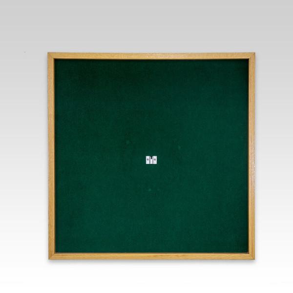 Framed Cork Dartboard Backboard Bangor Cork