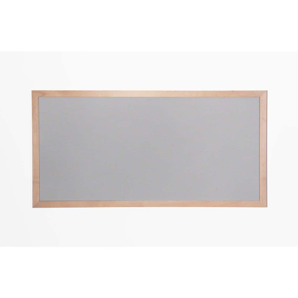 Image of Oyster Shell Tackboard with Maple Frame