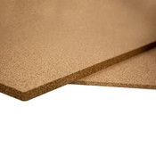 "1/4"" Natural Tan Cork Sheets 2' x 3' - Pack of 5 Bangor Cork"