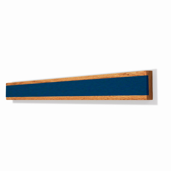 Wooden Display Rail Blue Berry 2214
