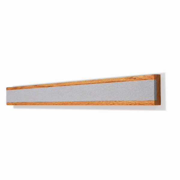 Wooden Display Rail Oyster Shell 2206